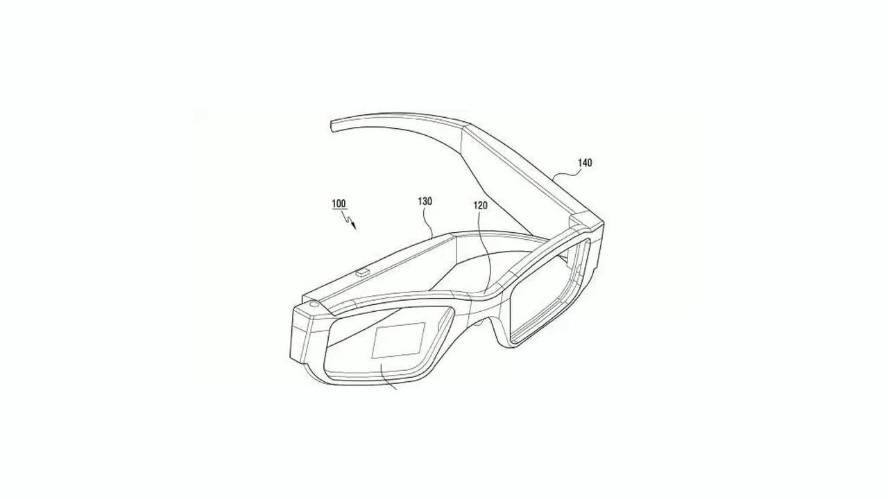 Samsung патентует складные AR-очки