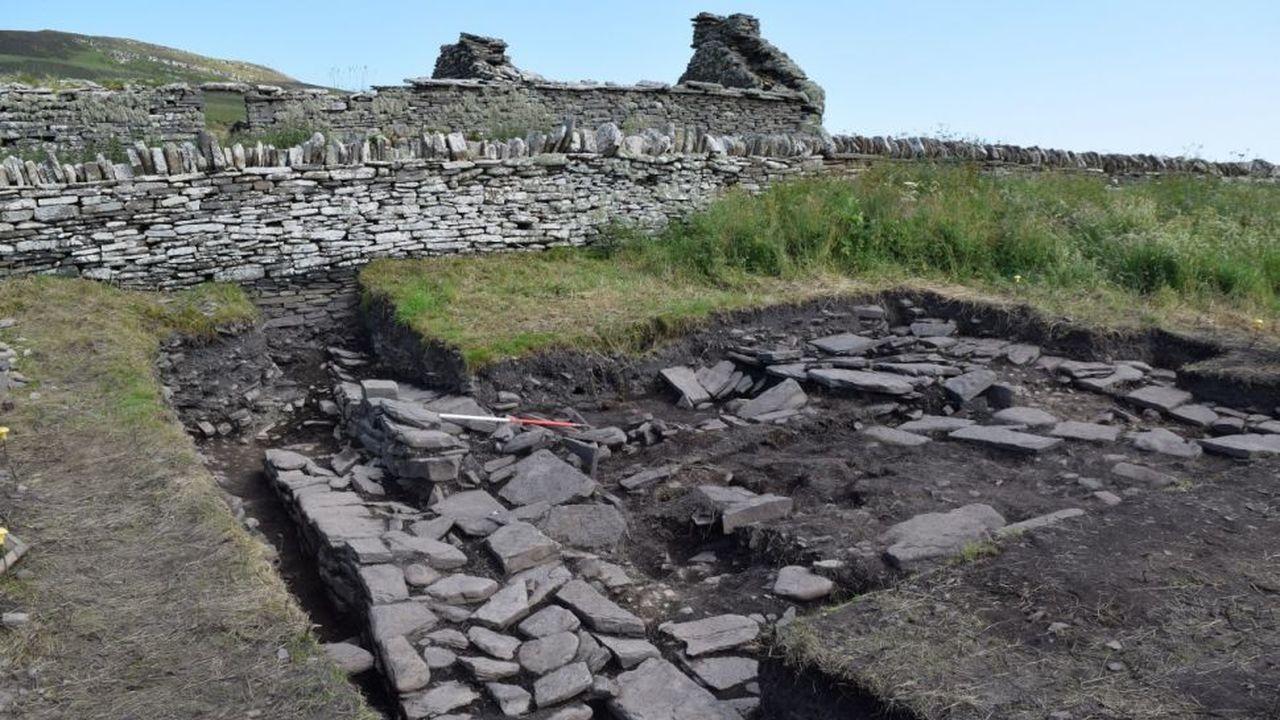 На Оркнейских островах найдены развалины питейного заведения для высокопоставленных викингов