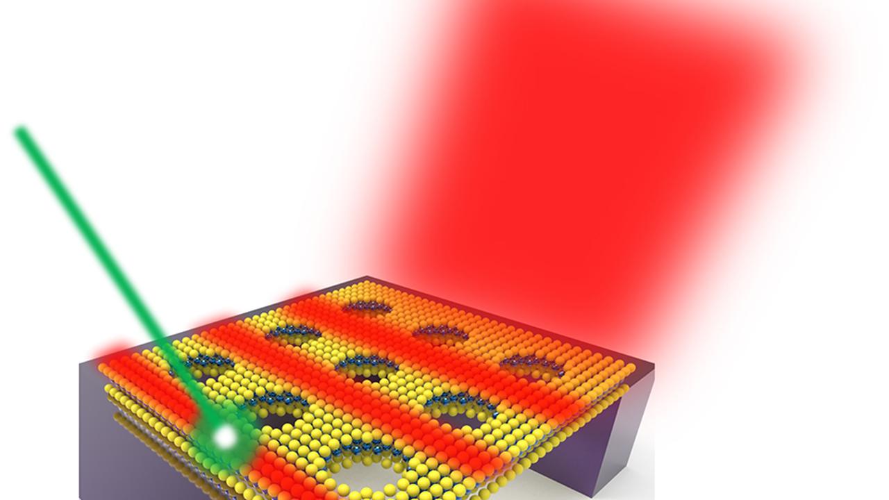 Создано самое тонкое в мире оптическое устройство