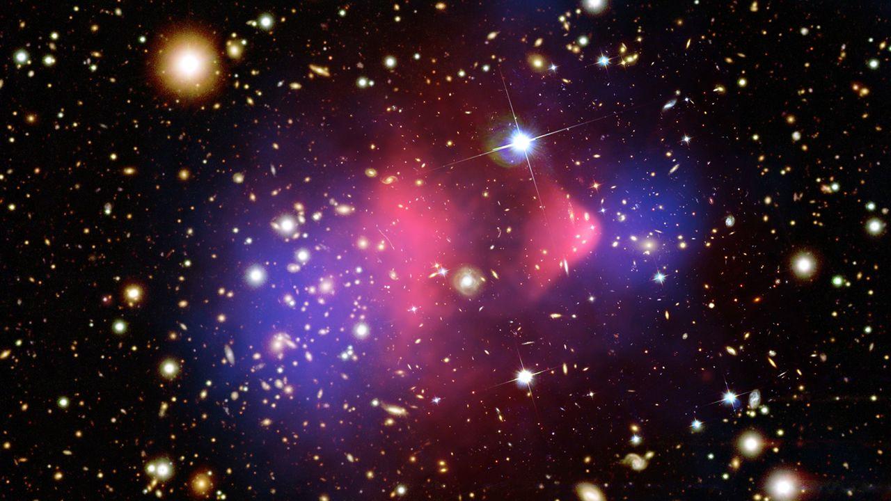 Земля может оказаться лучшим детектором тёмной материи