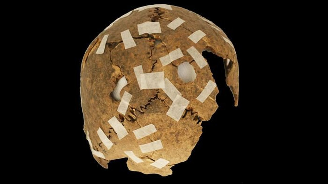 """Исследователи выяснили, зачем инкам были необходимы """"трофейные"""" черепа"""