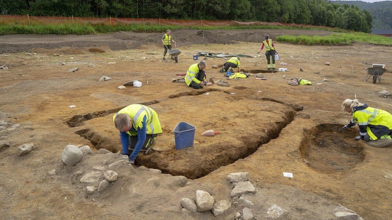 В Норвегии нашли склеп викингов. Или всё-таки морг?