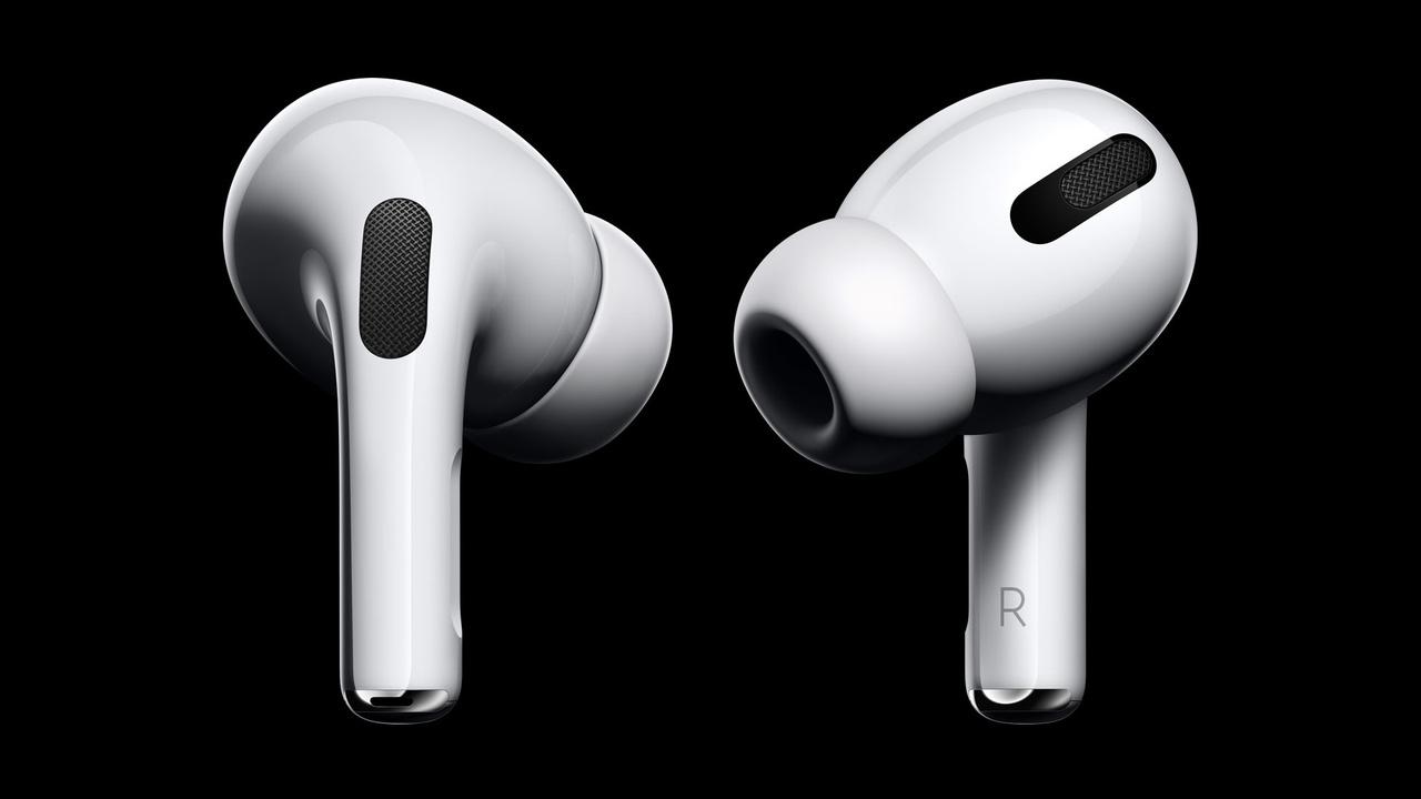 Apple представила AirPods Pro с шумоподавлением