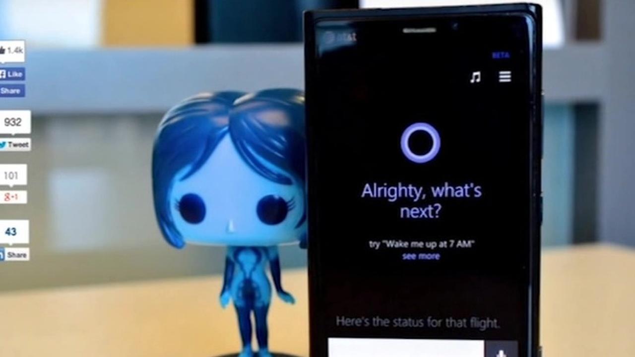 Вести.net: Microsoft закрывает Cortana для мобильный операционных систем