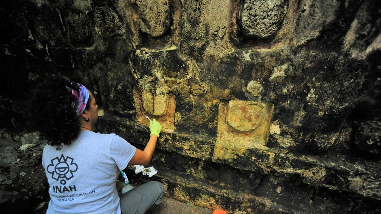В мексиканских джунглях найден огромный дворец майя