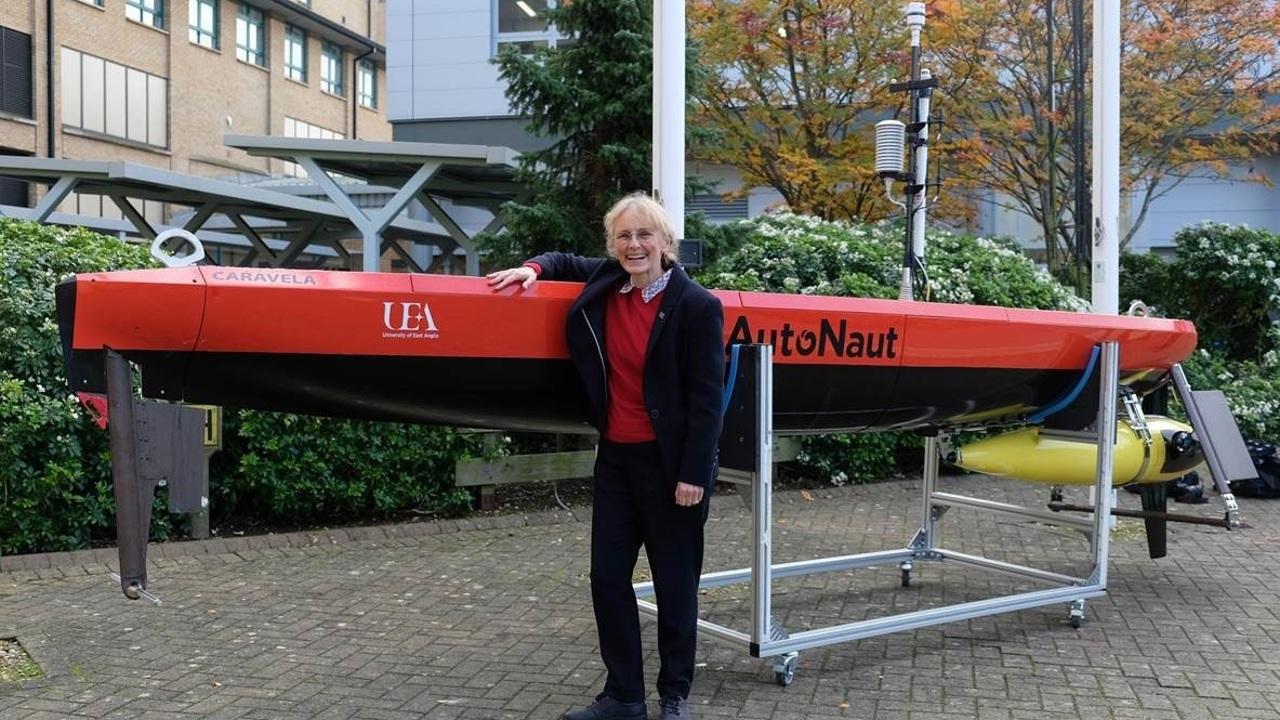Пара из подводного и надводного беспилотника доберётся до далёких уголков океана