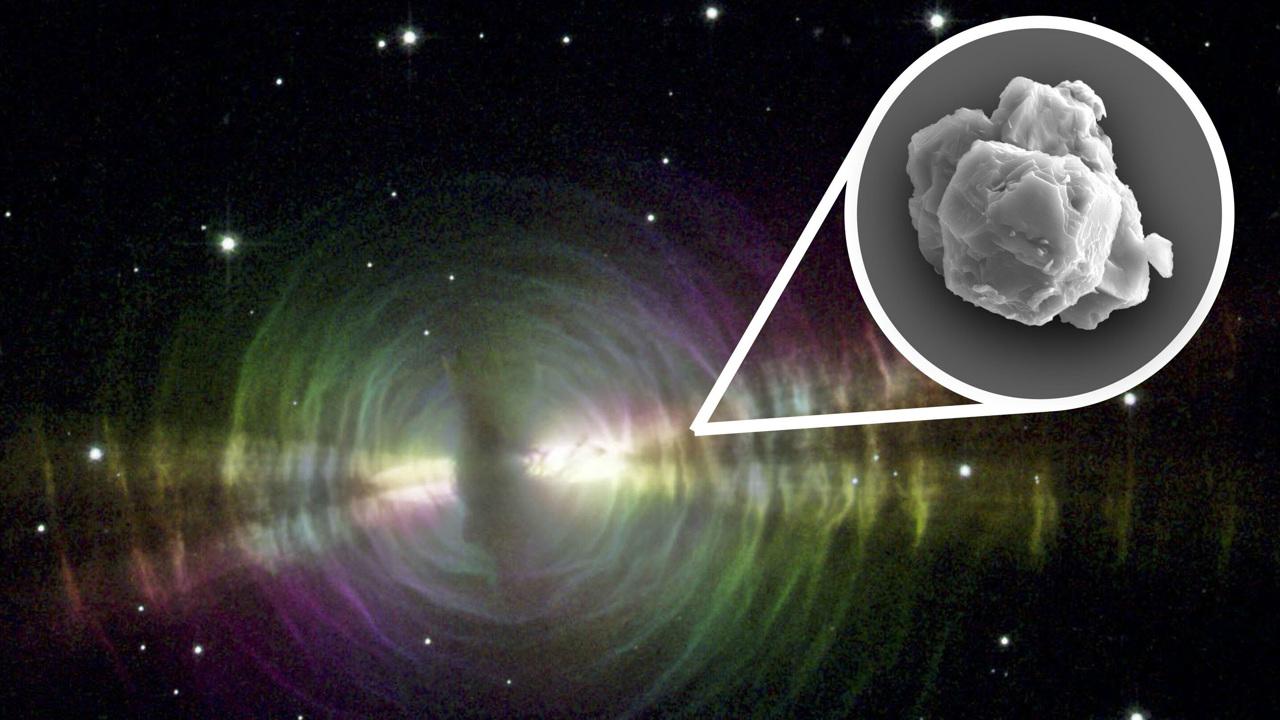 Куда старше Солнца: обнаружено древнейшее твёрдое вещество на Земле