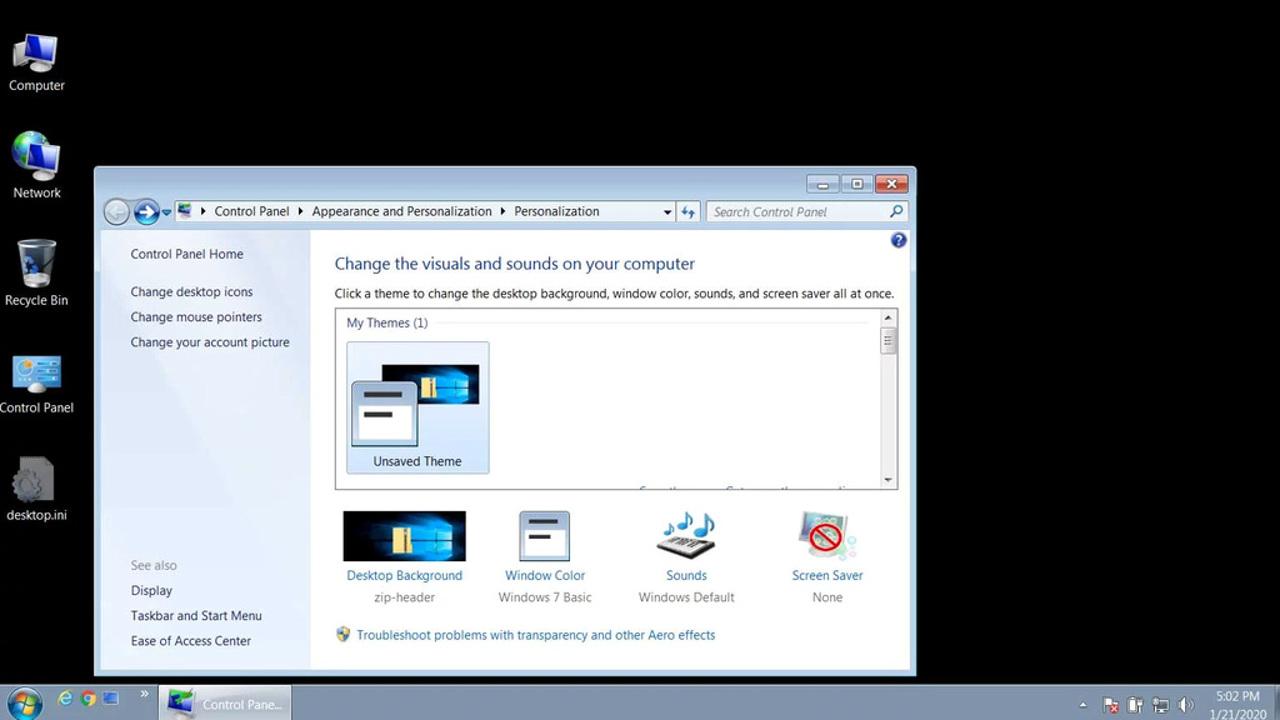 Последнее обновление Windows 7 содержит прощальный баг