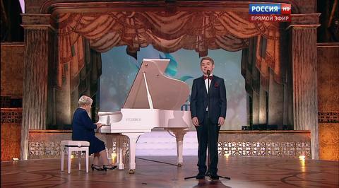 Синяя Птица. Сезон 2015. Тимур Сланов и Александра Пахмутова