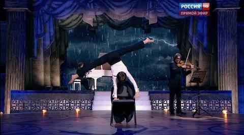 Синяя Птица. Сезон 2015. Александр Митин и Юрий Башмет