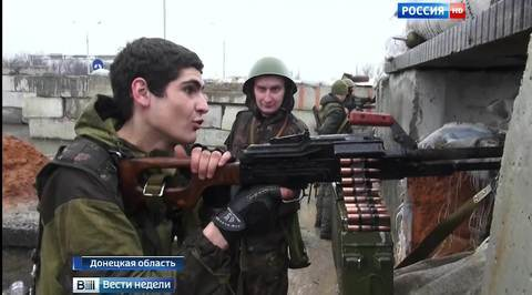 Атаки на Ясиноватую: силовики рвутся к Донецку