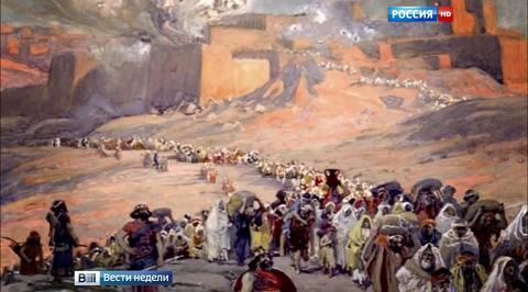 Иудеи отмечают еврейскую Пасху