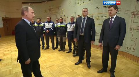 Энергоблокада Крыма отменяется