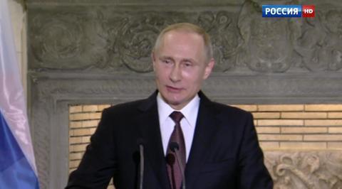 Путин пообещал ничего не делать, пока не увидит ракет в Румынии и Польше