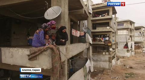 Жители Алеппо готовы терпеть войну, но не исламистов-головорезов