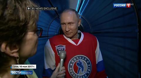 Путина рассмешил вопрос американских журналистов