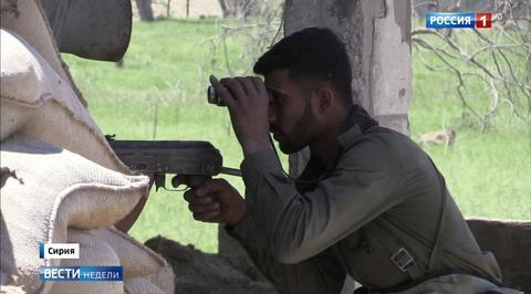 Ситуация в Сирии меняется в лучшую сторону