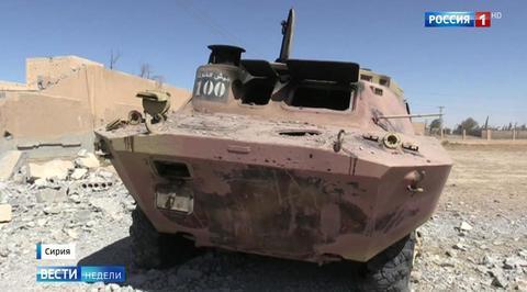 Смертники ИГ прикидываются сирийскими военными