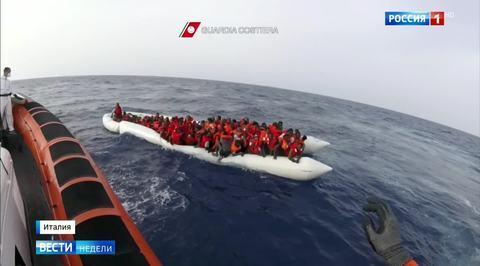 500 тысяч ливийских мигрантов сдерживает Дядя