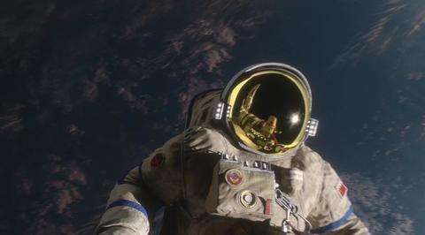 """Салют-7. Космическая драма взяла новую рекордную высоту (сюжет программы """"Вести"""")"""
