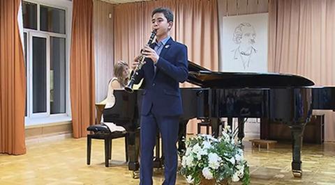 Синяя птица. Сезон 2016. Юные звезды классической музыки дали концерт в Москве