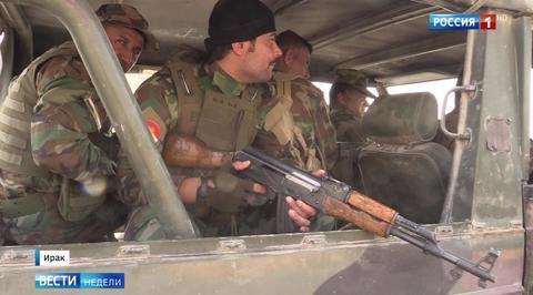 Бывшие союзники: иракцы и курды готовы поубивать друг друга