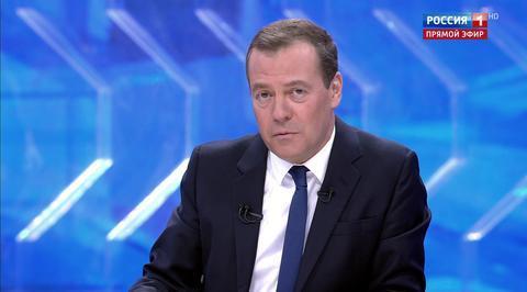 Разговор с Дмитрием Медведевым. Эфир от 30.11.2017