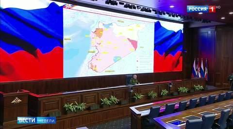 Минобороны РФ: ИГ могло остаться только в зоне ответственности США