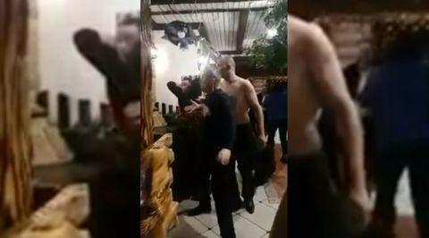 Вахтовики избили бойцов Росгвардии в якутском ресторане