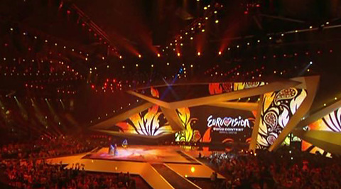 Евровидение-2012. Финал. Часть 2