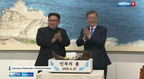 Ким Чен Ын произвел в Южной Корее настоящий фурор
