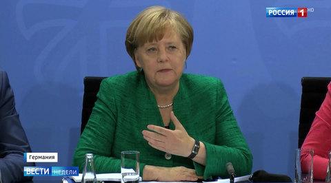 Мины противоречий: Меркель грозит судьба политической развалины