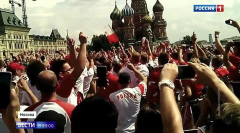 СМИ Британии: теплый прием болельщиков в Волгограде поразил англичан