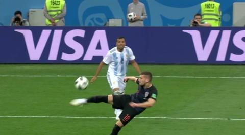 Аргентина – Хорватия