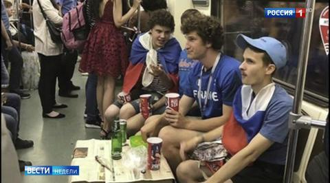 Чемпионат мира по футболу: космическая еда и знаменитое