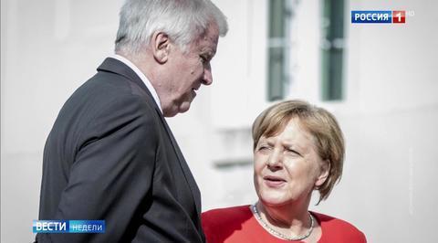 Меркель сделала то, чего не может делать политик ее уровня