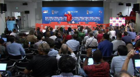 Джанни Инфантино: Чемпионат Мира по футболу в России стал лучшим в истории