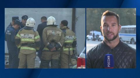 Детали расследования: Бастрыкин провел в Керчи оперативное совещание