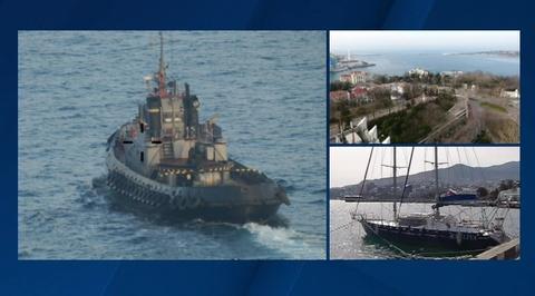 Корабельный таран: Киев устроил провокацию и решил свалить все на Москву