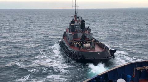 Украинская провокация у берегов России: что это было