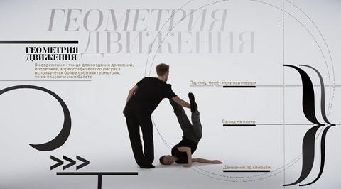 Балетная энциклопедия. Геометрия движения
