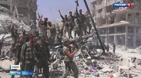 Война в Сирии: две жизни многострадальной страны