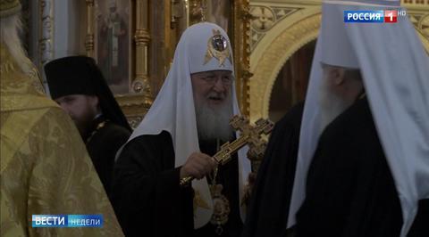 Патриарх Кирилл: чем больше епархий, тем мы ближе к народу