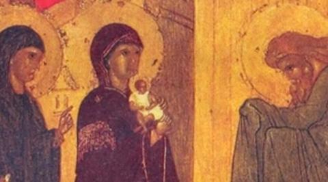 Человек перед Богом. Таинство Крещения