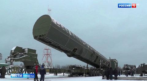Новейшее российское оружие: недосягаемая эффективность
