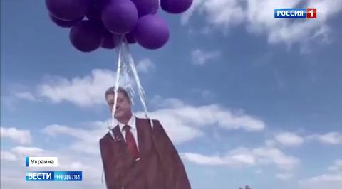 В воде не тонет: одесситы посмеялись над президентом