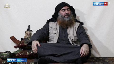 История с аль-Багдади: участники