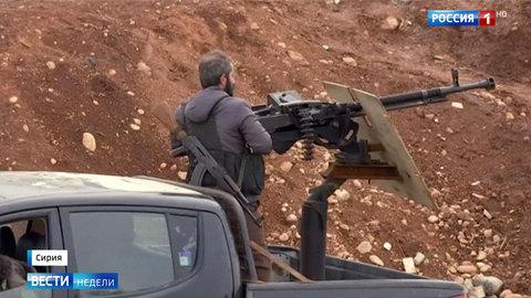 Ситуация в Сирии: случился тектонический сдвиг