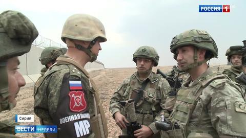 Сирия: российско-турецкое патрулирование станет регулярным