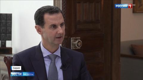 Асад напомнил, о чем предупреждал США